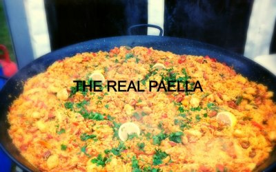 Quintin Catering Paella Catering