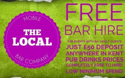 The Local Mobile Bar Hire Company 5