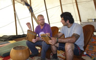 Mbira Magic Workshops