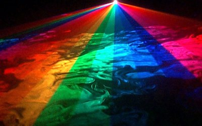 fully operated laser show design services