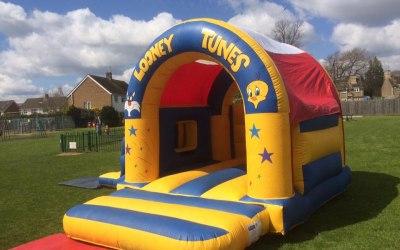 Bouncy Castle Slide Banbury