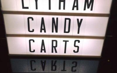Lytham Candy Carts
