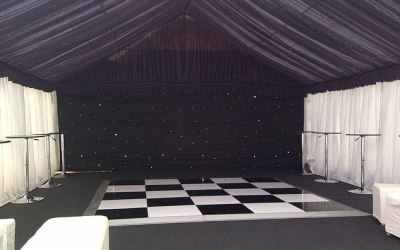 Funky Hippo Party Marquee Package
