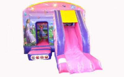 Princess Bouncy Castle Exeter