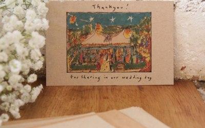 Pretty postcards.