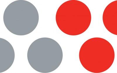The Production AV Dots Logo