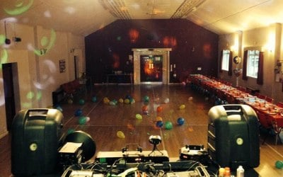 Disco Birthday Party