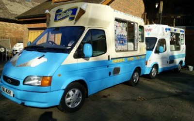 Soft Whip Ice Cream Vans