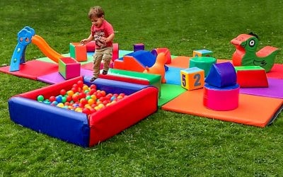 Soft Play and Ball Pond