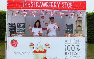 Strawberry Stop Bar