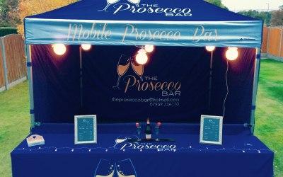 The Mobile Prosecco Bar