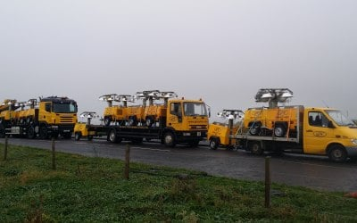 Genny Hire Leith Generator Hire City Of Edinburgh