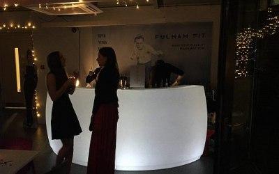 LED Bar In White