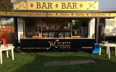 Wrights Marquees & Mobile Bars 5