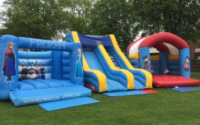 Bounce & Ride Hire