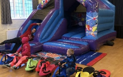 Bounce & Ride Hire 7