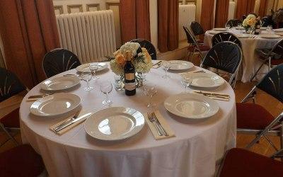 Concept Banqueting linen hire