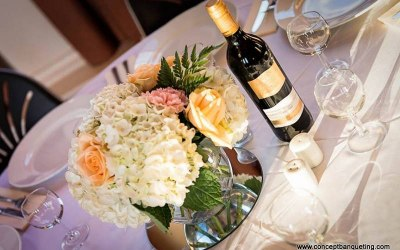 Concept Banqueting Table Decor