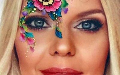 Cheltenham Face Painting  3