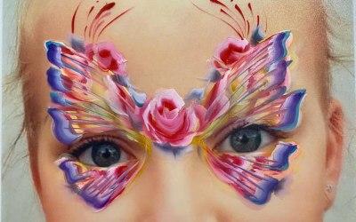 Cheltenham Face Painting  2