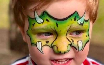 Cheltenham Face Painting  1