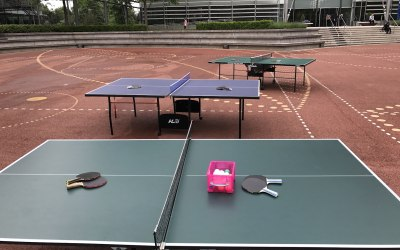 Ping pong hire