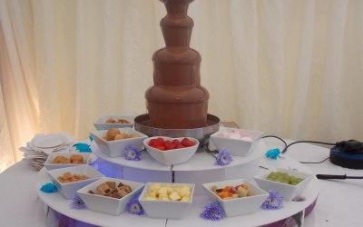 Chocolate fountain Surrey
