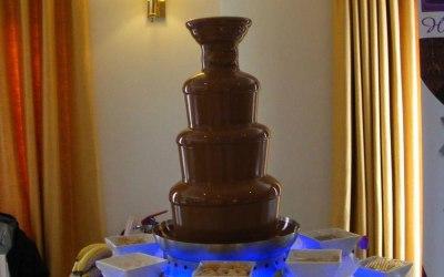 chocolate fountain hampshire