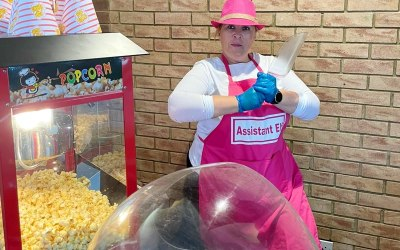 Candy Floss Event Hire UK 5