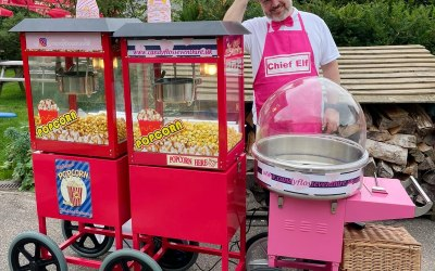 Candy Floss Event Hire UK 8