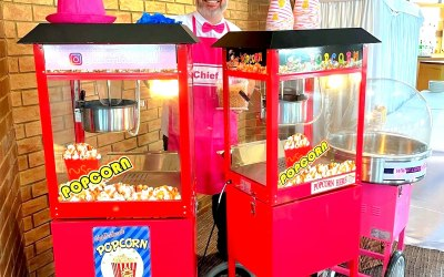 Candy Floss Event Hire UK 4