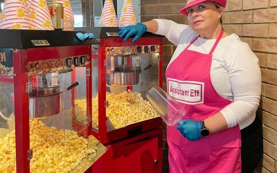 Candy Floss Event Hire UK 2
