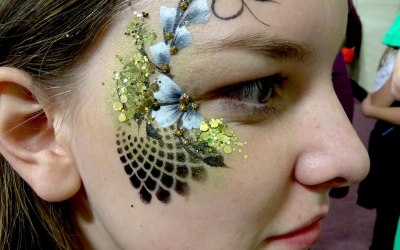 The Magic Brushes Face Painting 1