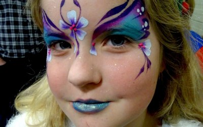 The Magic Brushes Face Painting 3