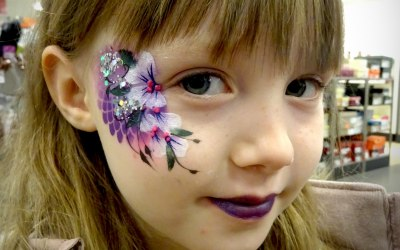 The Magic Brushes Face Painting 2