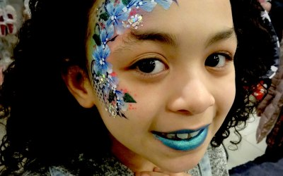 The Magic Brushes Face Painting 4