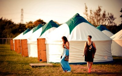 Accommodation Yurts; 10ft, 12ft, 14ft & 16ft