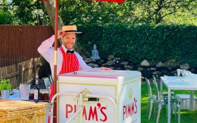 Pimms tricycle service