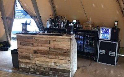 Speakeasy Bar Hire 6