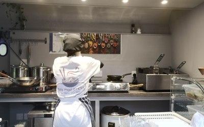 Nok the magician ( chef)