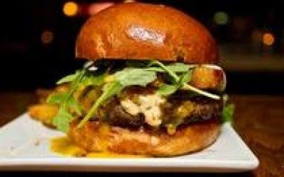 The Nosh burger