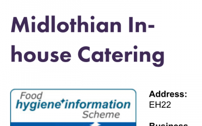 Midlothian In-House Catering 8