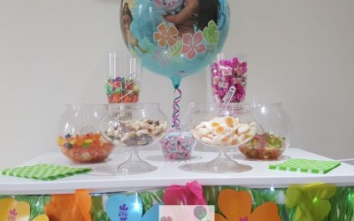 Childrens Party Sweet Cart