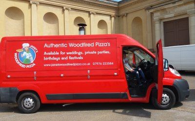Janet's Wood Fired Pizza  4