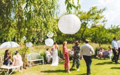 Summer Festival Styled Weddings