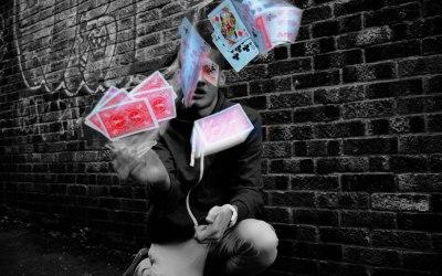 Matt James - Magician 2