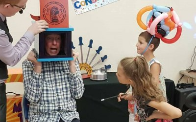 Childrens Birthday Magic Show
