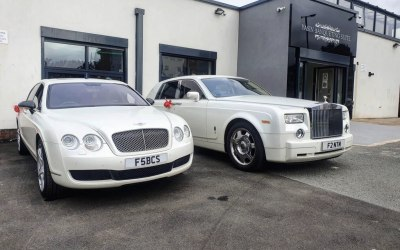 Luxury fleet for hire