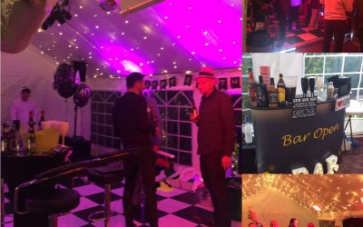 Party tent hire Bromley, Croydon, Purley and Reigate