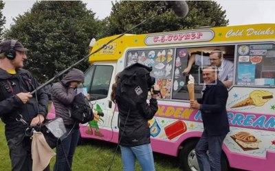 CJ Copner Ice Cream Vans  4